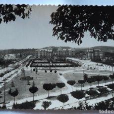 Postales: SANTIAGO DE COMPOSTELA. RESIDENCIA GENERALÍSIMO FRANCO. L. ROISIN - FOTO. Lote 270378123