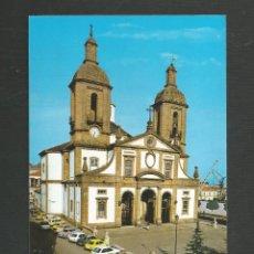 Postales: POSTAL SIN CIRCULAR EL FERROL 80 (LA CORUÑA) IGLESIA CONCATEDRAL EDITA ARRIBAS. Lote 270415783