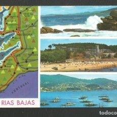 Postales: POSTAL CIRCULADA GALICIA 929 EDITA ARRIBAS. Lote 270415893