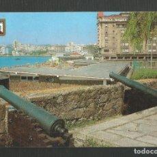 Postales: POSTAL SIN CIRCULAR LA CORUÑA 36 PASEO DEL PARROTE EDITA ESCUDO DE ORO. Lote 270416138