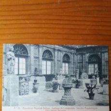 Postales: POSTAL EXPOSICION REGIONAL GALLEGA. Lote 272002898