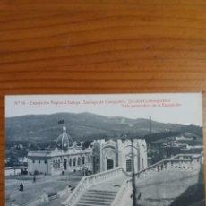 Postales: POSTAL NUM.16 EXPOSICION REGIONAL GALL.. Lote 272005673