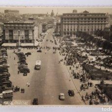 Postales: LA CORUÑA. - VISTA PARCIAL FOTO FERRER - CORUÑA. CIRCA: 1952. Lote 272566353