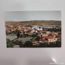 Postales: POSTAL VERIN PANORAMICA ORENSE 9,5 X 15 CM SIN ESCRIBIR SIN CIRCULAR RARA COLOREADA. Lote 274890818