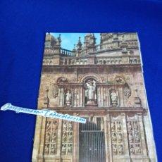 Postales: SANTIAGO DE COMPOSTELA CATEDRAL. Lote 275106668