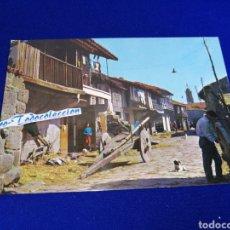 Postales: GINZO DE LIMIA (BARRIO DE ABAIXO) ORENSE. Lote 275109263