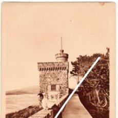 Postales: BONITA POSTAL - BAYONA (GALICIA) - CASTILLO DE MONTE REAL - TORRE DEL PRINCIPE. Lote 275451283