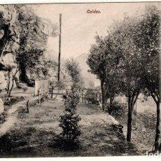 Postales: BONITA POSTAL - CALDAS - PONTEVEDRA (GALICIA) - BAZAR HELENICO. Lote 275453808
