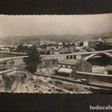 Postales: PONTEVEDRA PUENTE DE LA BARCA. Lote 275841563