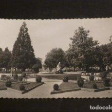 Postales: LUGO PARQUE DE ROSALIA DE CASTRO. Lote 275842338