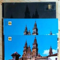 Cartes Postales: SANTIAGO COMPOSTELA Nº CATEDRAL / POSTAL , PRUEBAS DE COLOR Y NEGATIVOS / EDICIONES PERGAMINO. Lote 276109128