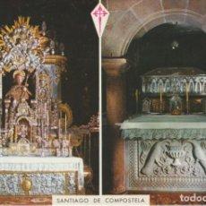 Postales: (45) SANTIAGO DE COMPOSTELA. SEPULCRO DEL APOSTOL ... SIN CIRCULAR. Lote 277089428