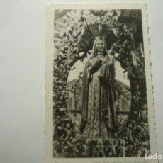 Postales: POSTAL LUGO NTRA.SRA.OJOS GRANDES ESCRITA CM. Lote 277201138