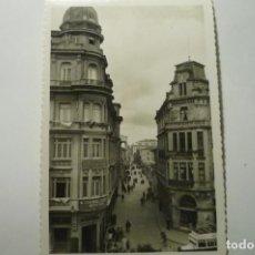 Postales: POSTAL LUGO CALLE S.MARCOS ESCRITA CM. Lote 277509438