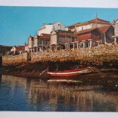 Postales: COMBARRO - HÓRREOS JUNTO AL MAR - LAXC - P57382. Lote 277645118