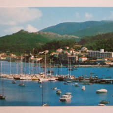 Postales: BAIONA / BAYONA - VISTA PARCIAL - YATES REGATA DESCUBRIMIENTO - LAXC - P57394. Lote 277645703