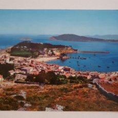 Postales: BAIONA / BAYONA - VISTA PARCIAL - CASTILLO DE MONTERREAL - LAXC - P57395. Lote 277645763