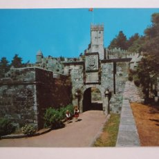 Postales: BAIONA / BAYONA - CASTILLO DE MONTERREAL - LAXC - P57397. Lote 277645873