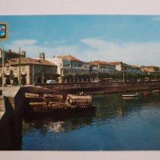 Postales: BAIONA / BAYONA - VISTA PARCIAL DEL PUERTO - LAXC - P57399. Lote 277646118