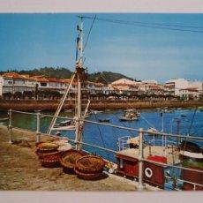 Postales: BAIONA / BAYONA - PUERTO PESQUERO Y CALLE DE ELDUAYEN - LAXC - P57400. Lote 277646193