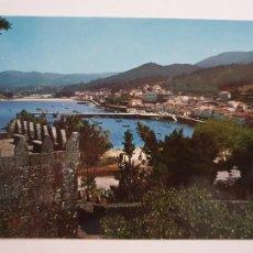 Postales: BAIONA / BAYONA - PARADOR NACIONAL CONDE DE GONDOMAR - LAXC - P57406. Lote 277646608