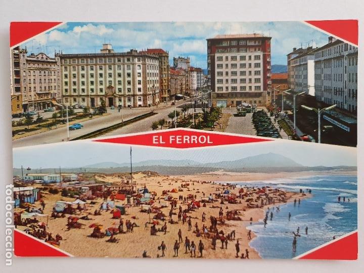 FERROL - VISTAS - LAXC - P57670 (Postales - España - Galicia Moderna (desde 1940))