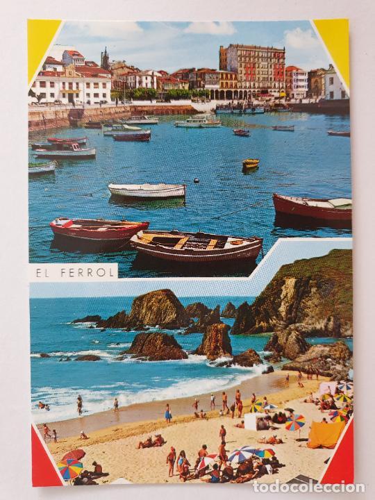 FERROL - VISTAS - LAXC - P57671 (Postales - España - Galicia Moderna (desde 1940))