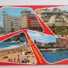 Postales: FERROL - VISTAS - LAXC - P57673. Lote 277738593