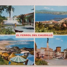 Postales: FERROL - VISTAS - LAXC - P57675. Lote 277738668
