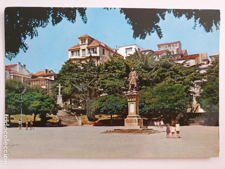 FERROL - PLAZA DEL MARQUÉS DE AMBOAGE - LAXC - P57676 (Postales - España - Galicia Moderna (desde 1940))