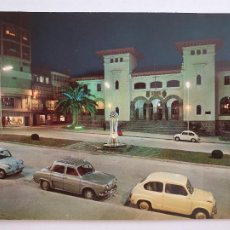 Postales: FERROL - PLAZA DE CAMILO ALONSO VEGA - SEAT 600 - RENAULT DAUPHINE - LAXC - P57678. Lote 277739013