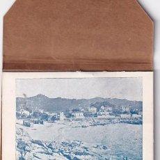 Cartes Postales: MINI BLOC CON 10 POSTALES DE BAYONA AURELIO REY ALAR. Lote 285256873