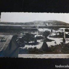 Cartes Postales: EL FERROL DEL CAUDILLO DARSENA Y VISTA PARCIAL. Lote 286604958