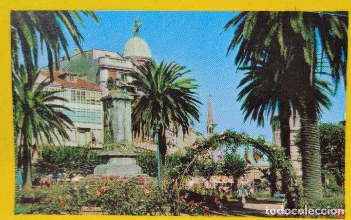Postales: Postal de La Coruña, Los Cantones Año 1969, Sin Circular // GALICIA TORRE HÉRCULES RIAZOR ORZÁN LUGO - Foto 5 - 287028338