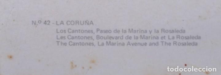 Postales: Postal de La Coruña, Los Cantones Año 1969, Sin Circular // GALICIA TORRE HÉRCULES RIAZOR ORZÁN LUGO - Foto 6 - 287028338