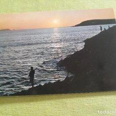 Postales: GALICIA PUESTA DE SOL. Lote 287553663