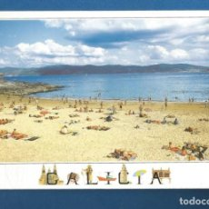 Cartoline: SIN CIRCULAR GALICIA PRAIA DE CANDELIÑAS 3103 PORTO NOVO (PONTEVEDRA) EDITA EDICIONES A.M. Lote 287837458