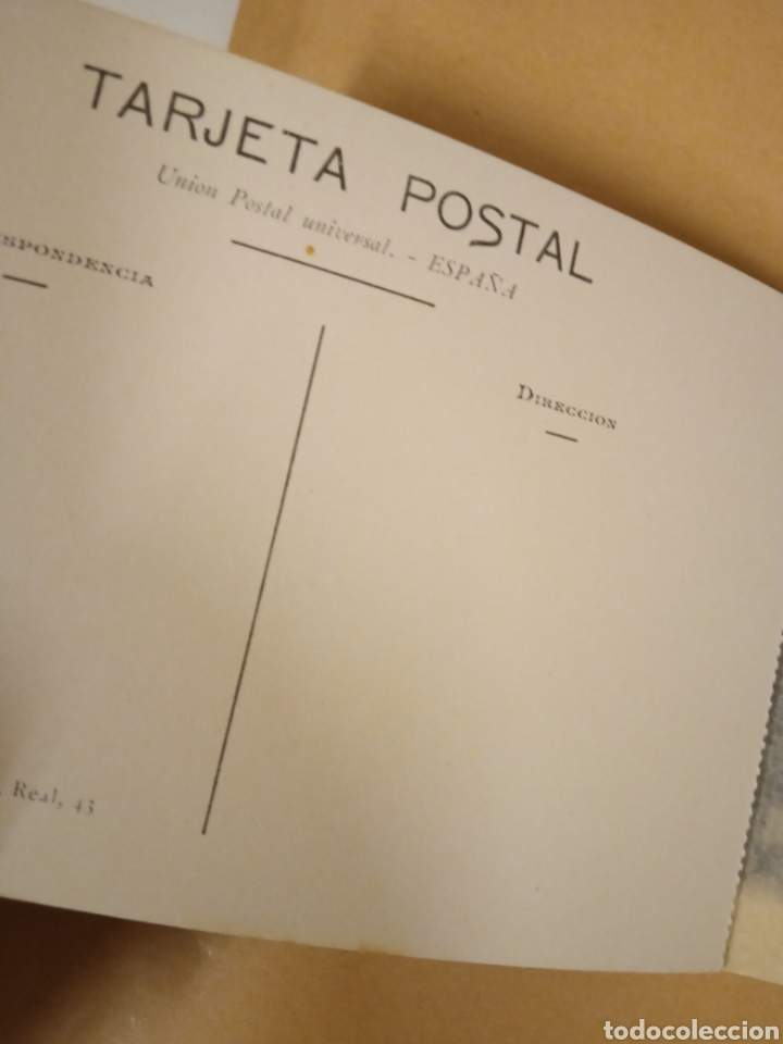 Postales: Librito librillo de antiguas postales de la Coruña - Foto 3 - 287958498