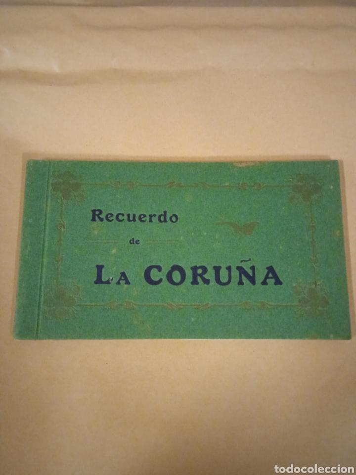 Postales: Librito librillo de antiguas postales de la Coruña - Foto 4 - 287958498
