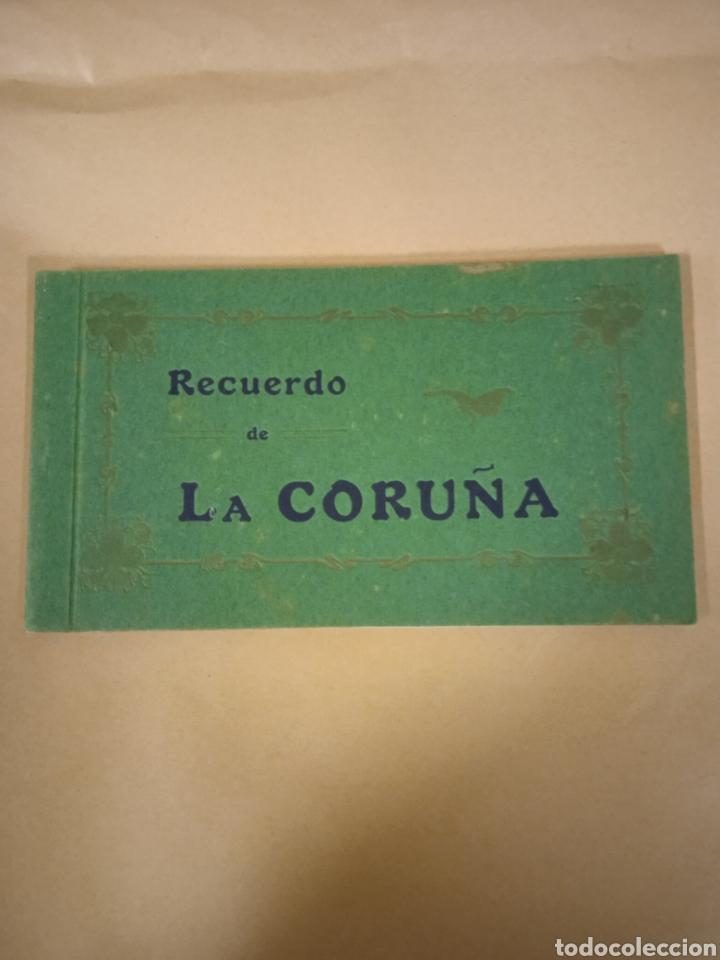 Postales: Librito librillo de antiguas postales de la Coruña - Foto 5 - 287958498