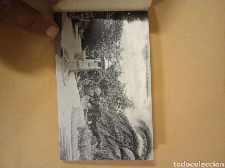 Postales: Librito librillo de antiguas postales de la Coruña - Foto 6 - 287958498