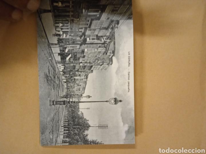Postales: Librito librillo de antiguas postales de la Coruña - Foto 9 - 287958498
