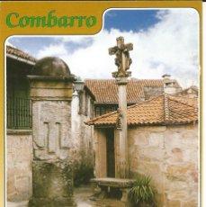 Postales: [POSTAL] PLAZA TÍPICA. COMBARRO (PONTEVEDRA) (SIN CIRCULAR). Lote 288057438