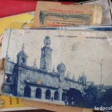 Cartes Postales: LOTE DE ANTIGUAS POSTALES DE LUGO. Lote 288141238