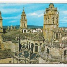 Cartes Postales: LUGO, CATEDRAL – EDICIONES PARIS Nº474 – S/C. Lote 288212758