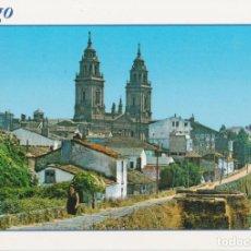 Cartes Postales: LUGO, VISTA PARCIAL Y MURALLAS – EDICIONES PARIS Nº313 – S/C. Lote 288212868