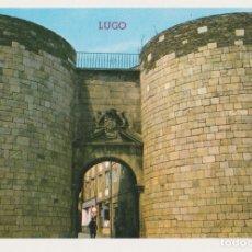 Cartes Postales: LUGO, PUERTA DE SAN PEDRO – EDICIONES PARIS Nº1005 – S/C. Lote 288212908