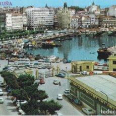 Postales: LA CORUÑA, DÁRSENA, VISTA PARCIAL – EDICIONES PARIS Nº1003 – S/C. Lote 288526293