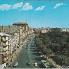 Postales: LA CORUÑA, LOS CANTONES Y JARDINES – ESCUDO DE ORO Nº66 – S/C. Lote 288528583