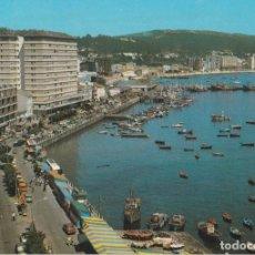 Postales: SANTA EUGENIA DE RIVEIRA (LA CORUÑA) PASEO DEL MALECÓN – POSTALES FAMA Nº3164 – ESCRITA. Lote 288528773